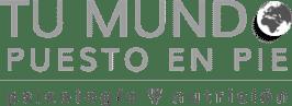 Logo Tu Mundo Puesto en Píe - Psicología y Nutrición
